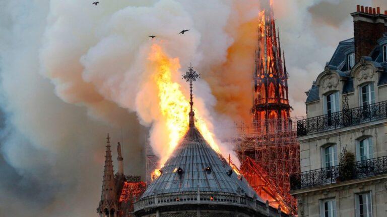 Donațiile pentru Catedrala Notre-Dame au ajuns la 840 de milioane de euro