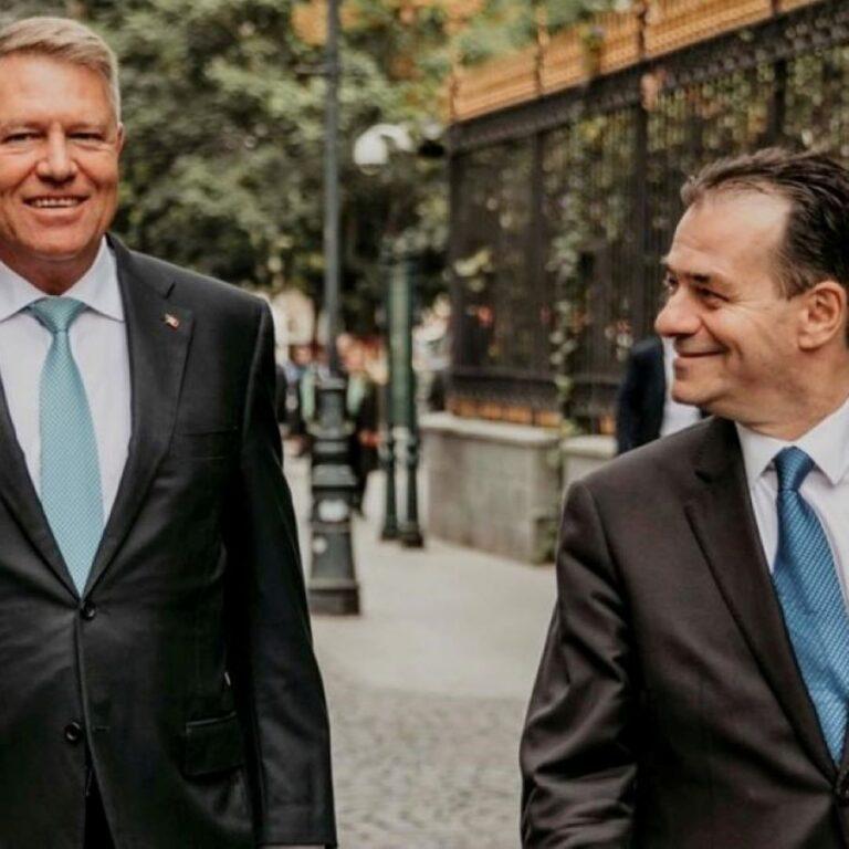 Ludovic Orban a rupt orice legătură cu Iohannis
