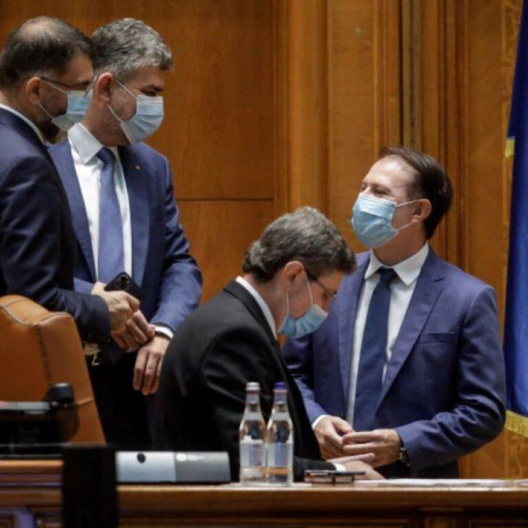 PSD nu vrea să-i dea pace lui Cîțu. Ce-l așteaptă pe premier în Parlament