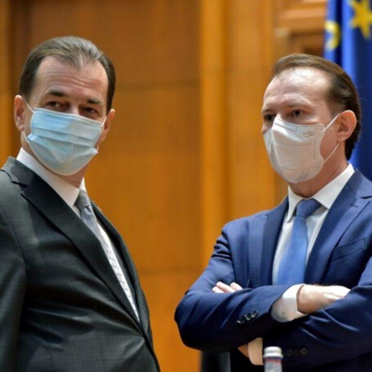 Taberele Orban și Cîțu se bat în rezoluții înaintea congresului de săptămâna viitoare