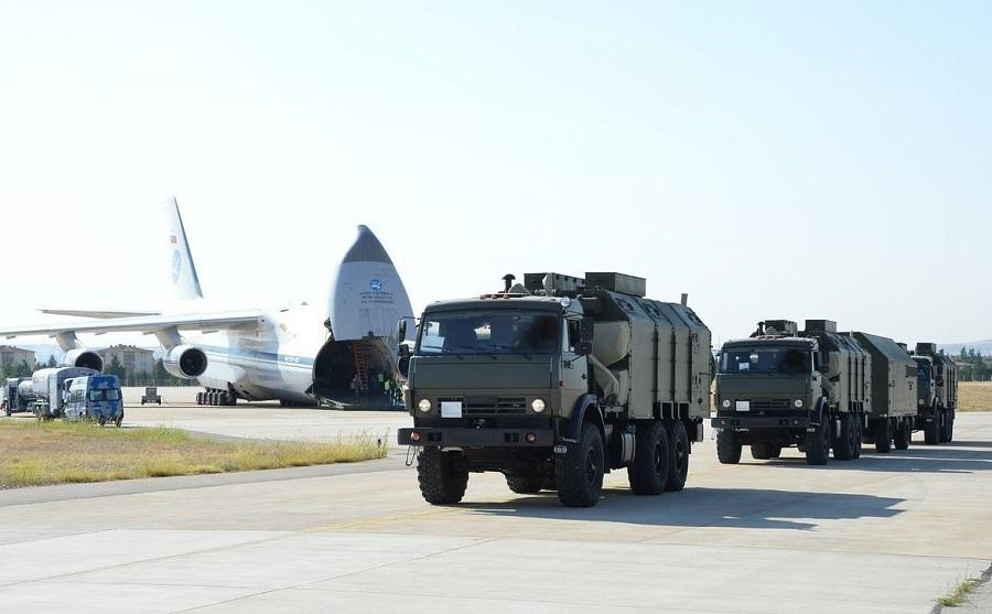Turcia vrea să cumpere rachete rusești S-400
