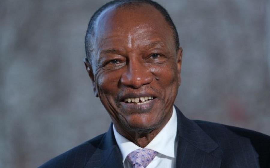 Alpha Conde a fost îndepartat de la putere in Guinea