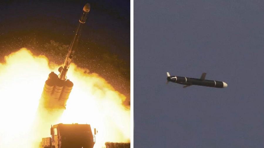 Coreea de Nord a testat o nouă rachetă