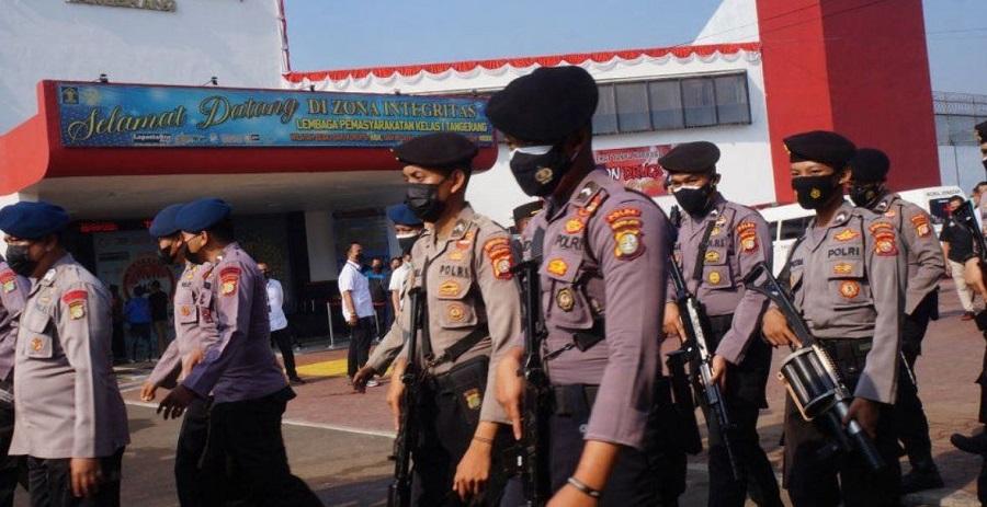 Indendiul a izbucnit la o inchisoare din Jakarta