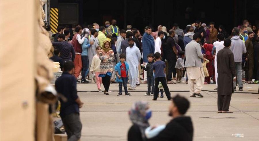 Refugiații afgani au rămas la granițele Europei