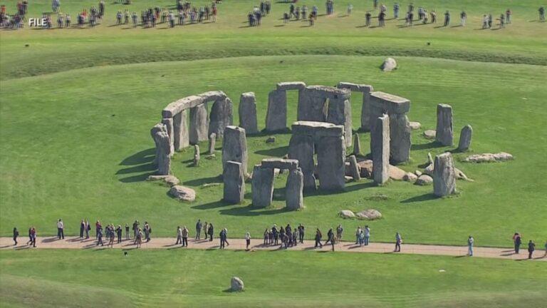 Celebrul monunemt Stonehenge va fi restaurat