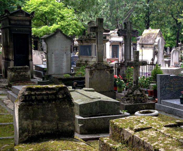 Cimitir din Botoșani
