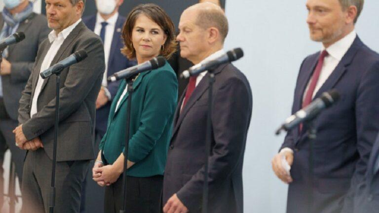 Partidele politice din Germania intenționează să instaleze guvernul condus de Scholz până la începutul lunii decembrie